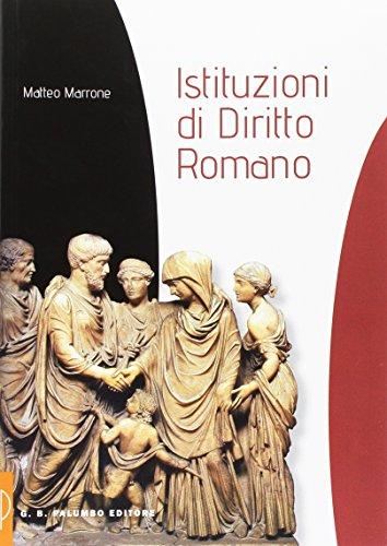 Istituzioni di diritto romano