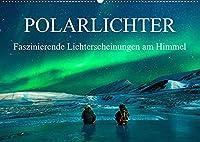 Faszinierende Lichterscheinungen am Himmel - Polarlichter (Wandkalender 2022 DIN A2 quer): Dieser Kalender zeigt das wunderbare Naturschauspiel von Polarlichter! (Monatskalender, 14 Seiten )