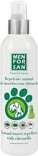 MENFORSAN  Repelente Natural de Insectos con citronela