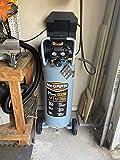 21 Gallon 175 PSI Oil-Free Vertical Air...