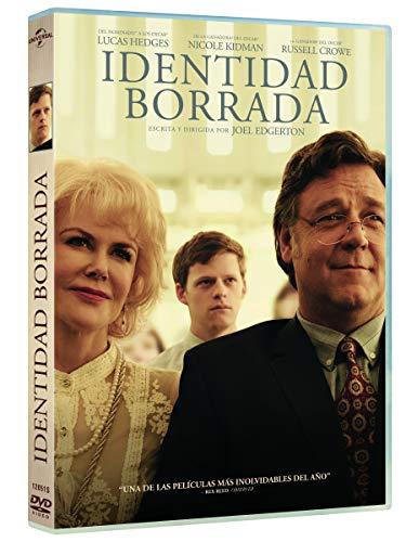 Identidad Borrada [DVD]
