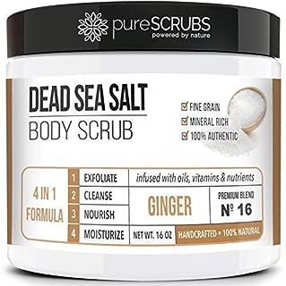 Best ginger body scrub Reviews