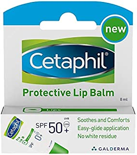 Cetaphil Protective Lip Balm SPF 50+ 8 ml, Pack of 1