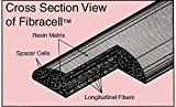 Fibracell FCBCP2.5 Premier Series Synthetic Reed for Bass Clarinet, 2.5 Strength