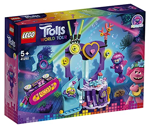 LEGO 41250 Trolls Party am Techno Riff