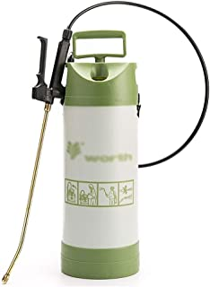 NYKK Plant Watering Cans 5 Liter Pressure Watering Can, Single Shoulder Pneumatic Watering Can, Industrial and Agricultura...