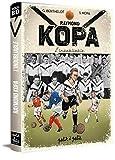 Raymond Kopa en BD Version Angers Sporting Club de l'Ouest