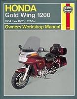 Honda Gold Wing 1200 Owners Workshop Manual: 1984-1987, 1200cc (Owners' Workshop Manual)