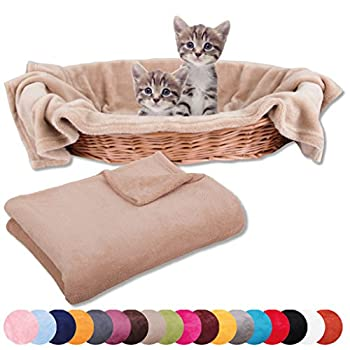 Animal Couverture Couverture Chat Animal, confortable et super doux Disponible en plusieurs couleurs