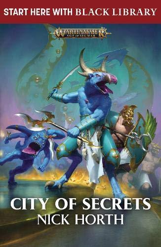City of Secrets (6) (Black Library Summer Reading)