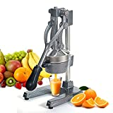 ZENY Commercial Grade Hand Press Manual Juicer - Home Restaurant Fruit Juice...