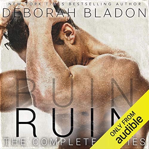 RUIN - The Complete Series audiobook cover art