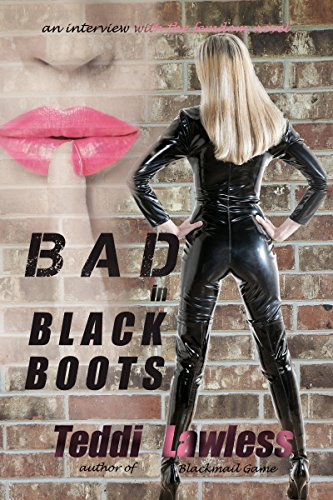 Bad in Black Boots (Interview with the Femdom Book 1) (English Edition)