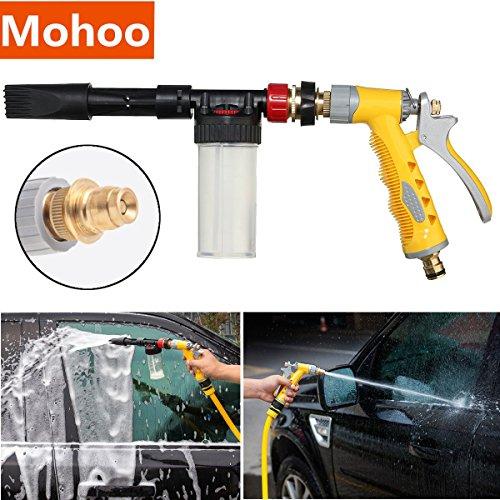 GOZAR hoge druk sneeuw schuim water auto wassen spuitpistool schoonmaken slang pijp Lance 100ML