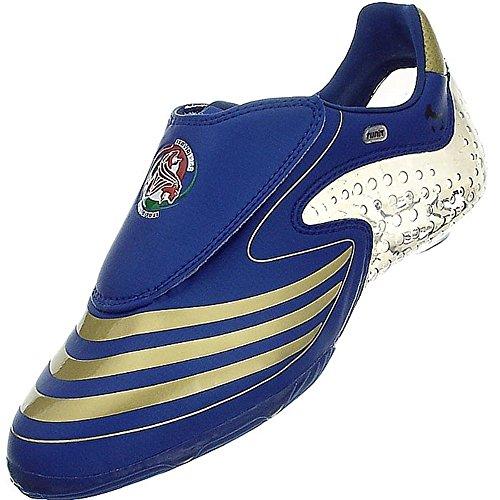 adidas F50.8 Tunit Upper Blau