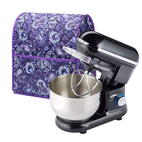 Bird Pattern Stand Mixer Cover Dust-Proof with Organizer Bag for Kitchenaid Stand Mixer Gift for Mothers Day #1