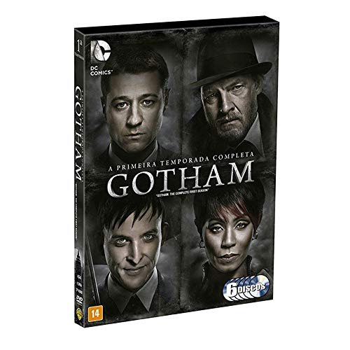 Gotham 1A Temp [DVD]