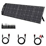 150W Solar Panel Kit, BigBlue Portable Solar Charger with Kickstands, 60W PD Type-C/2USB/Anderson Connector, Compatible with...
