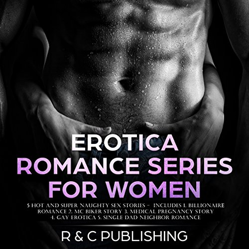 Erotica Romance Series for Women: 5 Hot and Super Naughty Sex Stories  audiobook cover art