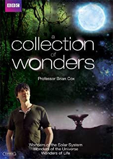 A Collection of Wonders Wonders of the Solar System / Wonders of the Universe / Wonders of Life anglais