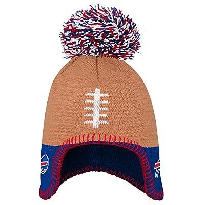 NFL Unisex-Baby Football Head Knit Hat
