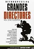 Retrospectiva: Grandes Directores Del Cine Europeo [DVD]
