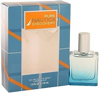 Nautica Pure Discovery by Nautica - Eau De Toilette Spray 1 oz