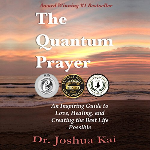 The Quantum Prayer audiobook cover art