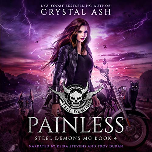 Painless Audiobook By Crystal Ash cover art