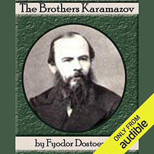 The Brothers Karamazov [Jimcin Recordings Edition] cover art