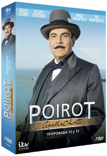 Agatha Christie : Poirot - Temporadas 12ª Y 13ª [DVD]