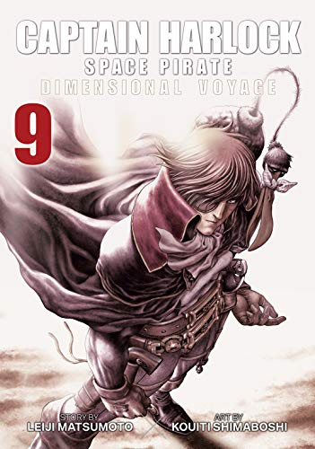 Captain Harlock Space Pirate: Dimensional Voyage Vol. 9 (English Edition)
