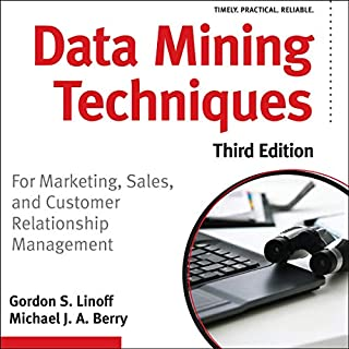 Data Mining Techniques, Third Edition cover art