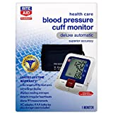 Best Blood Pressure Monitors Large Cuffs - Rite Aid Deluxe Automatic Blood Pressure Cuff | Review