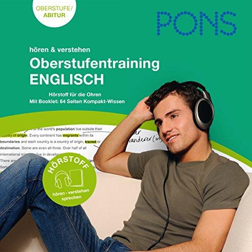 Englisch Oberstufentraining Titelbild