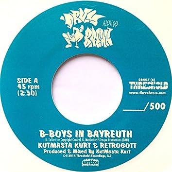 B-Boys in Bayreuth / Best Nice