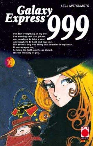 Galaxy Express 999 (Vol. 16)