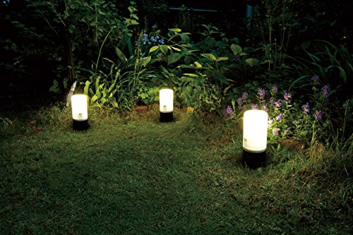 IRISOHYAMA『電池式ガーデンセンサーライト』