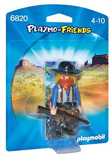 Playmobil - 6820 - Cow-Boy masqu