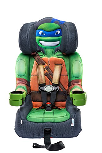 Ninja Turtle booster car seat
