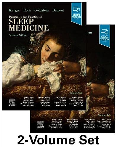 Principles and Practice of Sleep Medicine - 2 Volume Set
