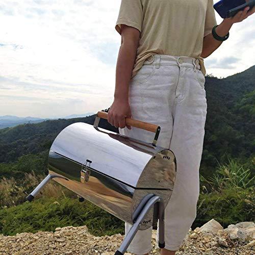 51bzSTHio7L. SL500  - WANZSC Tragbarer Grill für den Außenbereich, für Zuhause, Küche, Grillzubehör, Grill-Zubehör, Outdoor-Grill-Werkzeuge