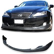 V-Spec Style Front Bumper Lip For Lexus IS 2006-2008