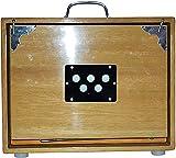 SHRUTI BOX ~ BHAJAN ~ SWAR PETI ~ TEAK WOOD HANDY C TO C 13 NOTA CON BOLSA NASIR ALI SHRUTI BOX ~ BHAJAN ~ SWAR PETI ~ TEAK WOOD HANDY C TO C 13 NOTA CON BOLSA DE INSTRUMENTOS INDIOS