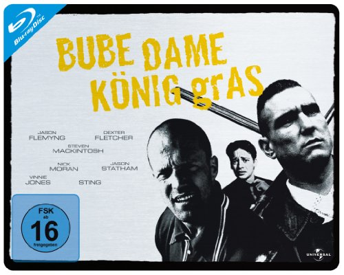 Bube, Dame, König, Gras - Limited Quersteelbook [Blu-ray]