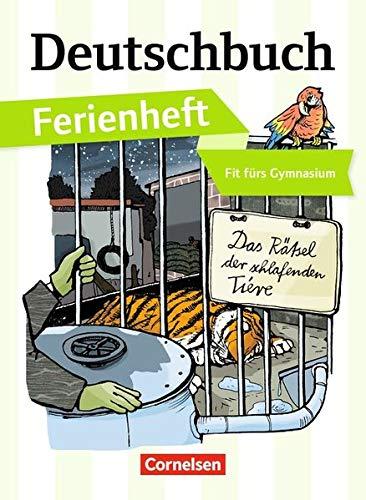 Bester der welt Deutschbuch Gymnasium – Ferienhefte: Fit engag Gymnasium – Schlaftier Geheimnis:…