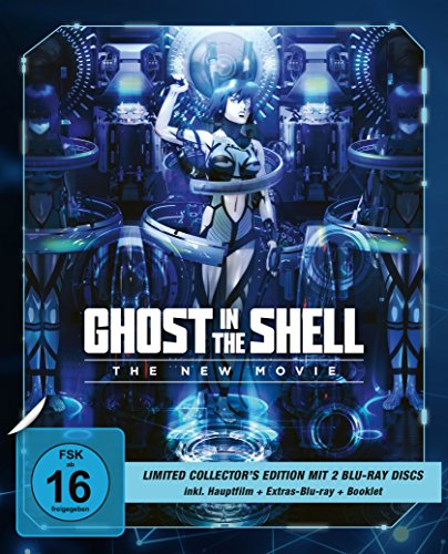 Ghost in the Shell - The New Movie (Limited Collector's Edition) [Blu-ray]