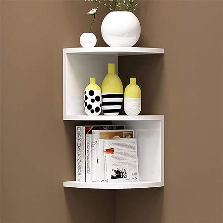 zwujia coin salon chambre coin bibliotheque etagere en bois vert etagere de rangement salle de bain cuisine etagere de rangement etagere d angle cadre