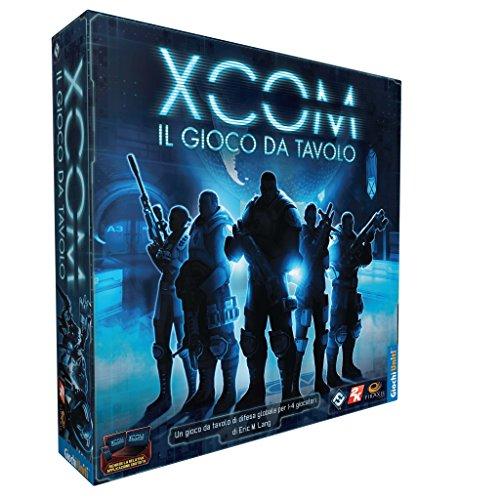 Giochi Uniti XCOM Gioco da Tavolo, Multicolore, GU362
