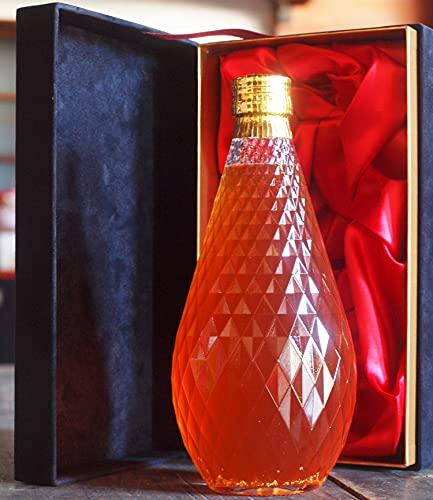 最高級梅酒 馬上梅酒 20度500ml 純金箔&マヌカハニー入り超高級梅酒 ギフトボックス化粧箱付き
